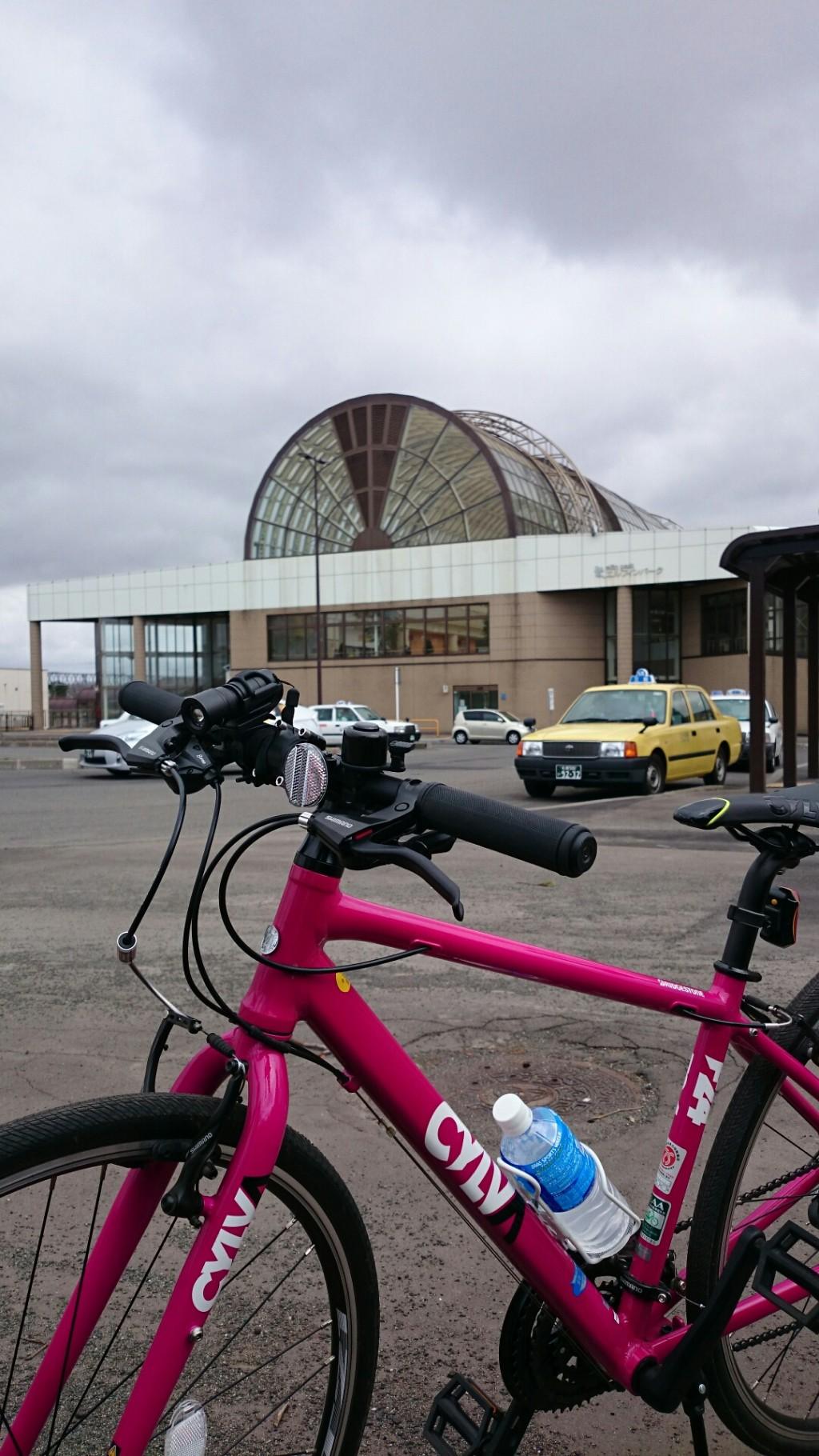 CYLVA F24と北広島駅