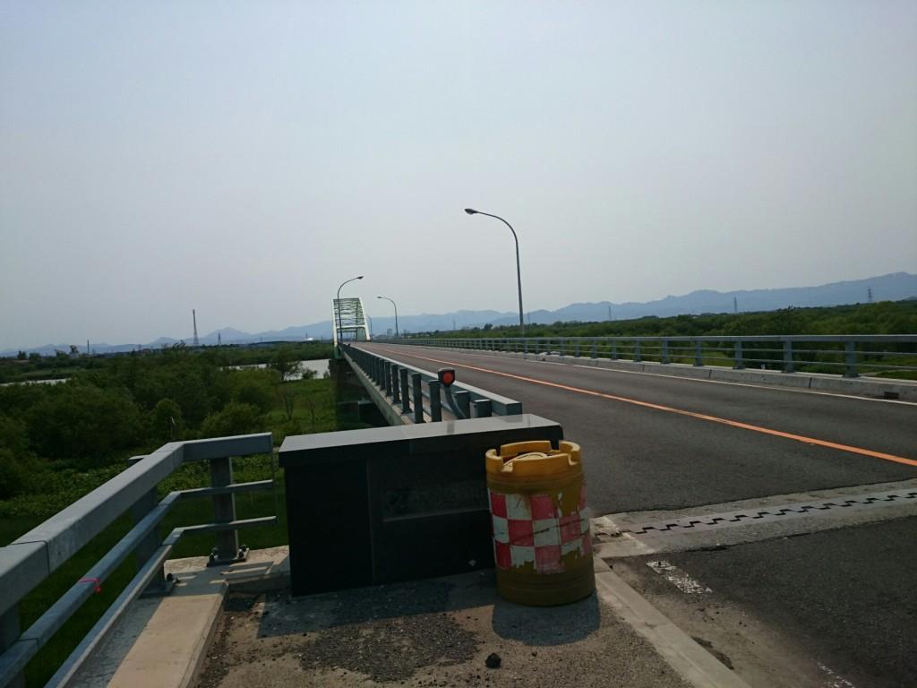 クロスバイクCYLVA F24で35km走ったよ。石狩川は怖いよ。