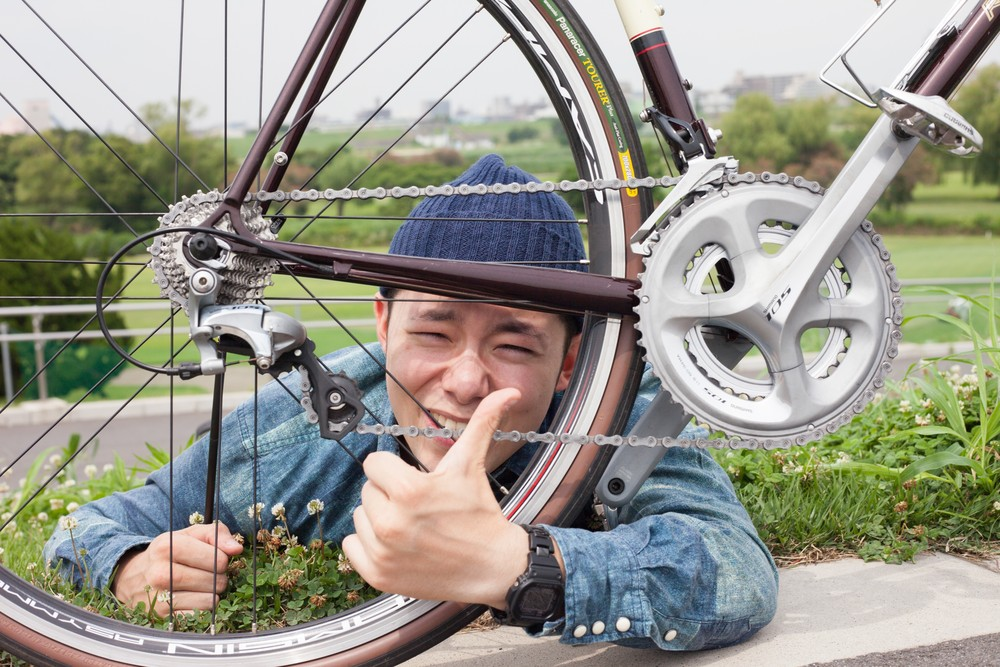自転車通勤を始めて趣味が増えた
