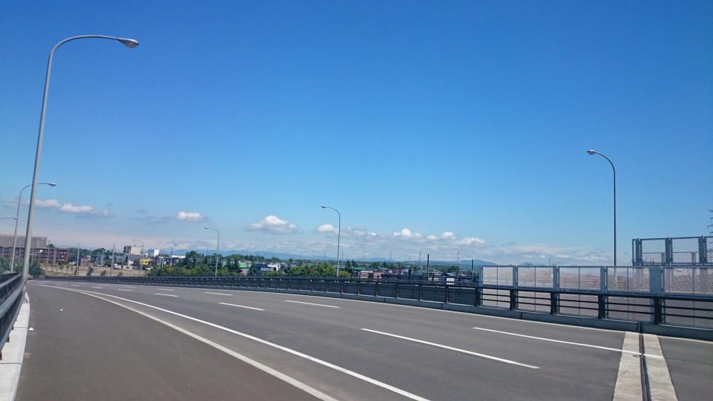 札幌市北区あいの里