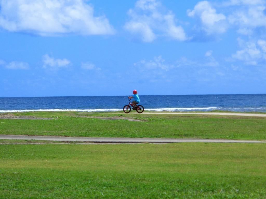 人力で進む自転車が最高に楽しい!