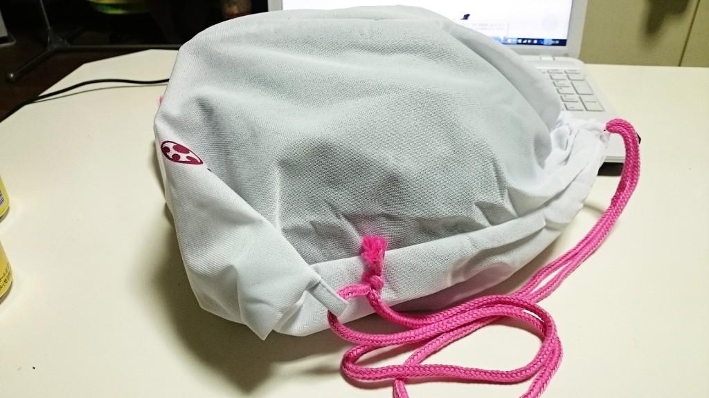 OGK KABUTO REGAS-2 LADIES 付属の袋