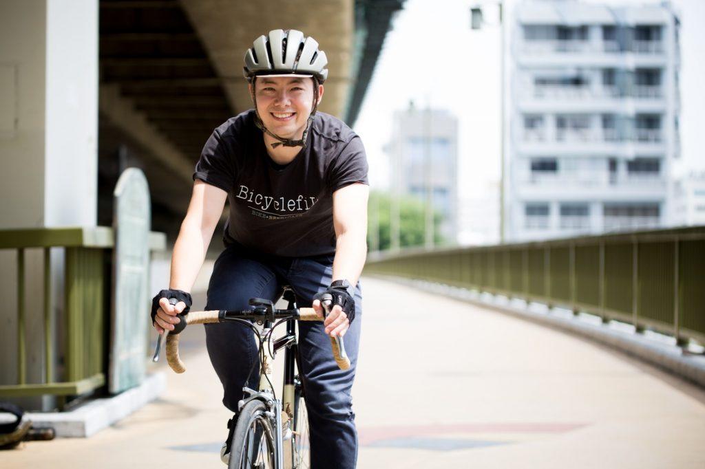 夏のクロスバイク通勤は楽しい!